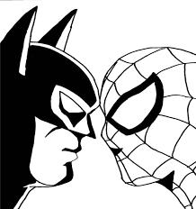batman logo coloring page free printable pages throughout diaet me