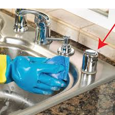 Air In Kitchen Faucet How To Install A Dishwasher Air Gap Kit How To Diy