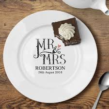personalized wedding plate beauty disposable wedding plates home design stylinghome design