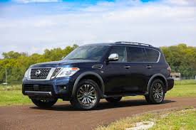 2017 nissan armada spy shots 2018 nissan armada platinum reserve adds even more luxury