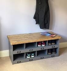 Shoe Shelf Bench by Shoe Storage Bench Handcrafted In The Cotswolds U2013 Cotswold