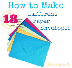 how to make paper envelopes paper envelopes envelopes and tutorials
