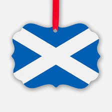 scottish ornament cafepress