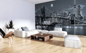 Hockey Wall Mural Murals New York To Size Of Wall Myloview Com
