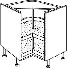 meuble d angle bas cuisine meuble d angle de cuisine meuble cuisine bas angle conception de
