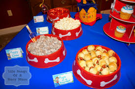 paw patrol candy table ideas life songs of a busy mom paw patrol birthday party