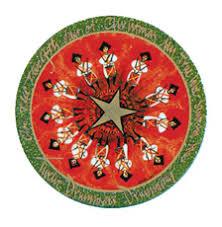 pat buckley moss porcelain ornaments