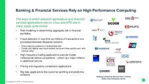 Financial Analysis Report Sles by Suse Keeping Pace With Growing High Performance Computing Needs