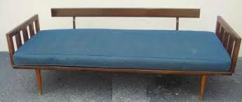 Mid Century Daybed Nicole Wood Interiors Sold Mid Century Daybed Sofa