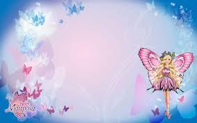 barbie mariposa abby u0027s 5th birthday bookmarks