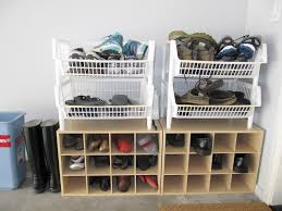 Garage Interior Design by Home Design Shoe Storage Ideas Garage Interior Designers