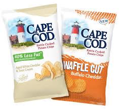 news cape cod new buffalo cheddar waffle cut chips brand eating