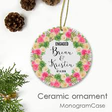 she said yes ornament home decoration