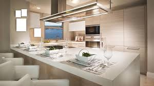 Modern Galley Kitchen Kitchen Cabinet Remodeling How To Take Care Of Corian