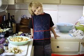 les enfants en cuisine faire la cuisine avec les enfants dans ma tribu