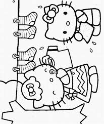 coloring pages kids animals cute characters free coloring