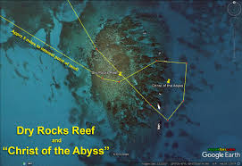 Map Of The Keys Florida by Street View Treks Kennedy Space Center About Google Maps