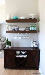 Excellent Dining Room Bar Ideas With Additional Small Home Decor - Dining room bar