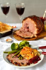 Glazed Root Vegetables Recipe - ginger glazed gammon with root vegetable gratin domestic gothess