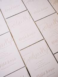 custom save the dates taupe letterpress save the dates for an earthy montana wedding a