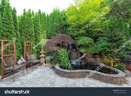 Backyard Pond Ideas With Waterfall Backyard Pondless Waterfall Designs Diy Pond Landscape Ideas