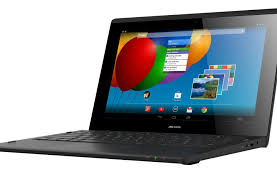 chromebook android archos undercuts chromebook market unveils android based arcbook