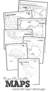 Printable Map Of United States by 20 Best Homeschool Images On Pinterest Book Lists Science Fun