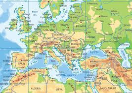 algeria physical map world physical map ga i maps