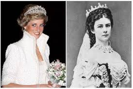 Vanity Fair Diana Vanity Fair The Little Known Empress With Striking Similarities