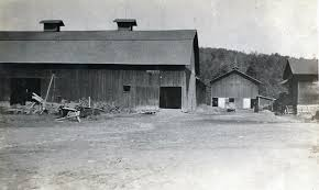 Large Barn Barns U0026 Outbuildings Town Of Chemung Historical Echoes Of