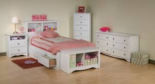 twin furniture bedroom set traditional white youth bedroom group