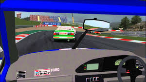 ford mondeo btcc 1994 spa circuit on board youtube