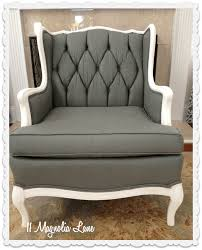 tutorial how to paint upholstery fabric and completely transform