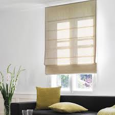roman blinds fabric commercial electric silent gliss