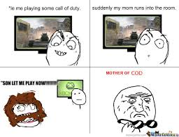 Funny Cod Memes - the mother of cod by colepetersona7x meme center