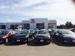 toyota car lot the trusted used toyota car dealership in great falls mt
