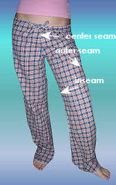 pattern pajama pants free pajama pants pattern create a custom fit pattern based on your
