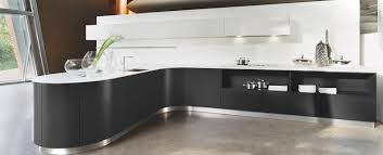 Curved Island Kitchen Designs Curved Kitchens From Lwk Kitchens German Kitchen Supplier