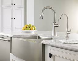 Moen Level Kitchen Faucet by 82 Best Kitchen Images On Pinterest Kitchen Faucets Plumbing