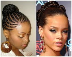 african american stone age inspired braided hairstyle ideas