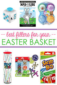 best easter baskets the best non candy easter basket fillers guide