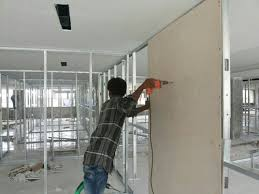 wall partition wall partition everest board at rs 140 square feet shera fiber