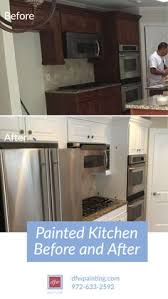 cost for professional to paint kitchen cabinets 65 cabinet refinishing by dfw painting ideas refinishing