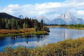 Wyoming mountains images Free photo teton mountains wyoming trees free image on jpg