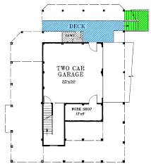 two floor plan house plan with two great room 13034fl architectural