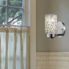 Mosaic Wall Sconce Mosaic Wall Sconces Wayfair