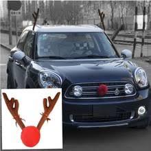 reindeer ears for car popular reindeer car antlers buy cheap reindeer car antlers lots