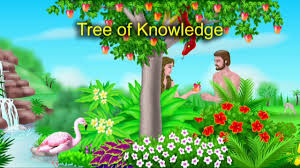 the tree of knowledge and the tree of
