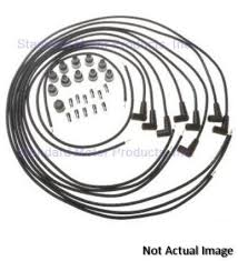 ford f 100 spark plug wire set replacement standard wires go parts