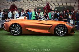 bmw concept unveiled the bmw concept z4 roadster stanceworks